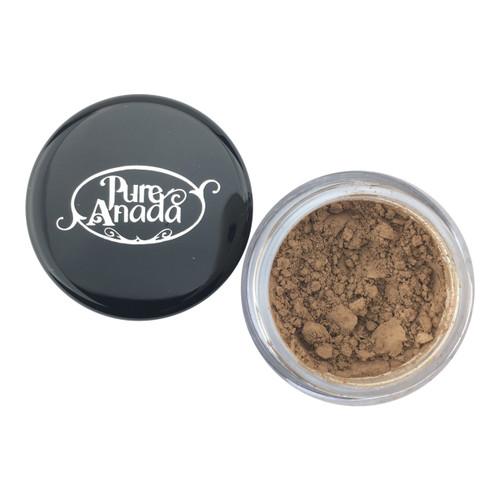 Pure Anada Loose Mineral Brow Colour Sand (Medium Brown)