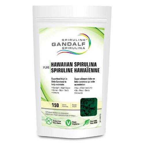 Flora Gandalf Hawaiian Spirulina powder