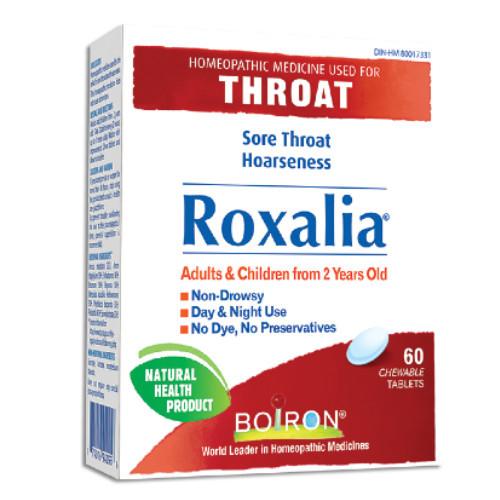 Bioron Roxalia 60 chewable tablets