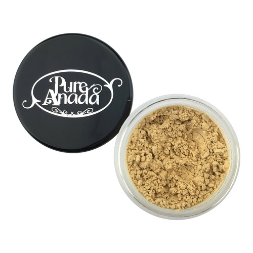 Pure Anada Loose Translucent Luminous Finishing Powder  Matte Minerals