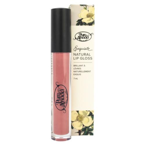 Pure Anada Exquisite Natural Lip Gloss - Plum (matte)