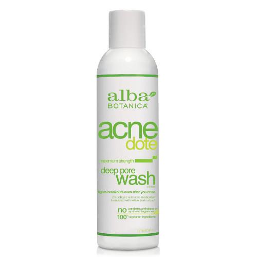 Alba Botanica Acnedote Deep Pore Wash 177 ml Canada