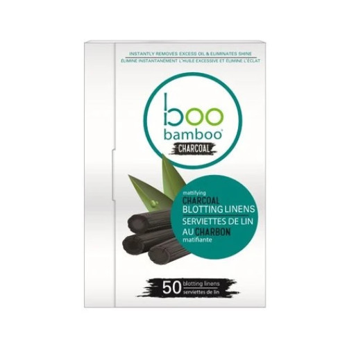 Boo Bamboo Charcoal Blotting Linens  Canada