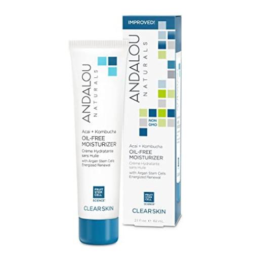 Andalou Naturals Clear Skin Oil-Free Moisturizer Canada