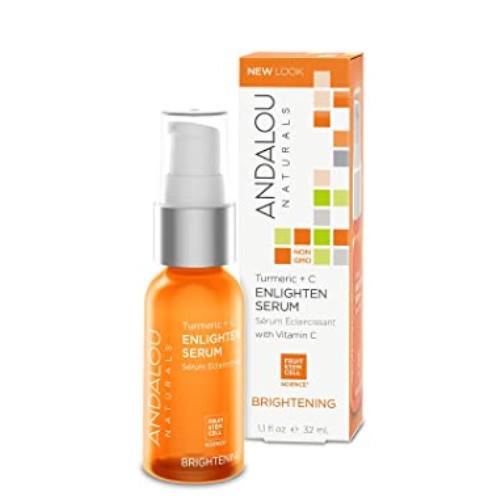 Andalou Naturals Brightening Enlighten Serum 32 ml Canada