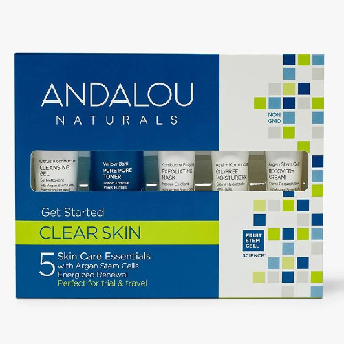 Andalou Naturals Get Started Clear Skin Kit Canada