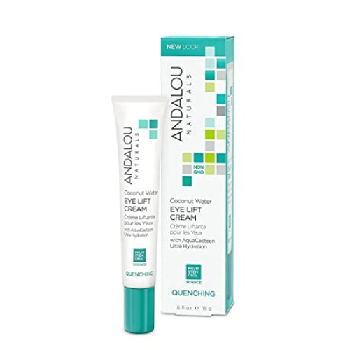 Andalou Naturals Quenching Coconut Water Eye Lift Cream 18 ml