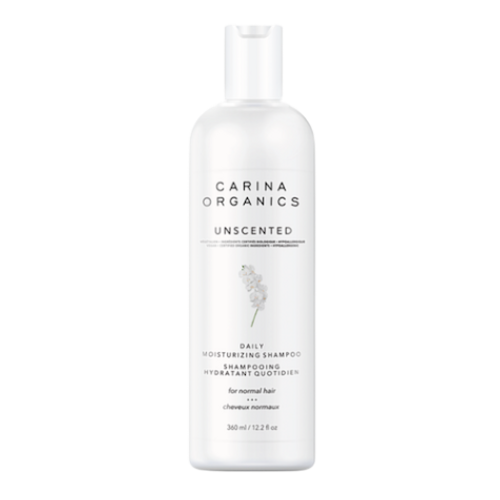 Carina Organics - Unscented Daily Moisturizing Shampoo