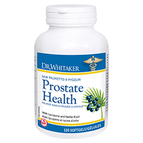 Preferred Nutrition Dr. WhitakerProstate Health 120 softgels