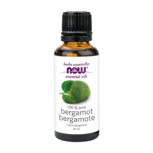 NOW - 100% Pure Bergamot Essential Oil