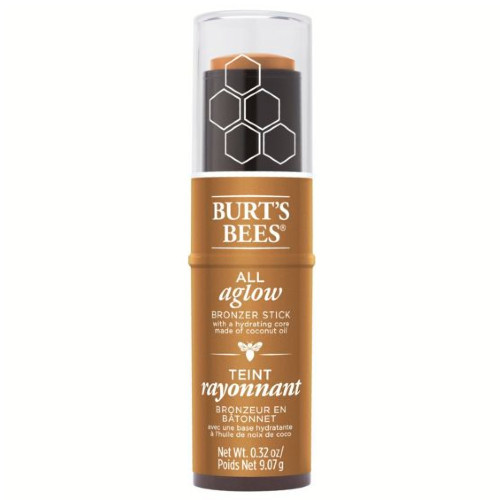 Burt's Bees All Aglow Bronzer Stick Bronze Splash