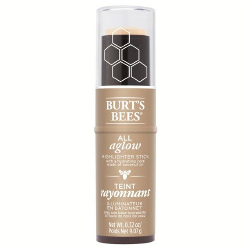 Burt's Bees All Aglow Highlighter Stick Opal Mist