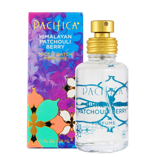 Pacifica Perfume Spray Himalayan Patchouli Berry