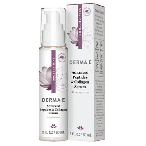 Derma E Advanced Peptide and Collagen Serum smooth fine lines