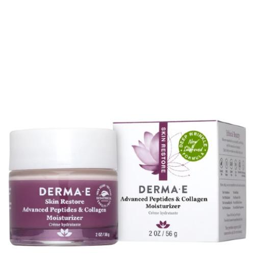 Derma E Advanced Peptides & Collagen Moisturizer  56 grams