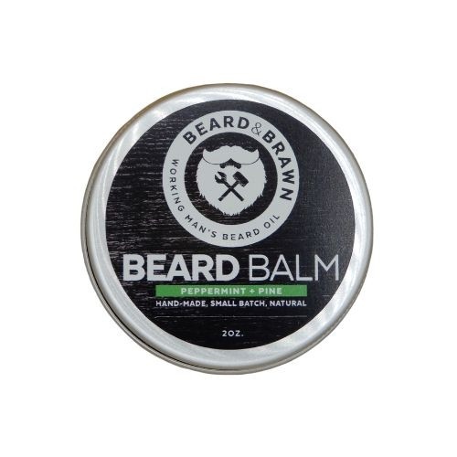 Beard & Brawn Beard Balm Peppermint & Pine