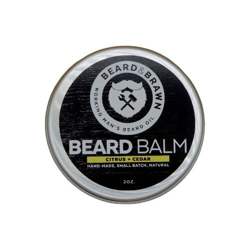 Beard & Brawn Beard Balm Citrus & Cedar