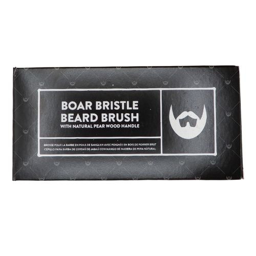 Always Bearded Boar Bristle Beard Brush