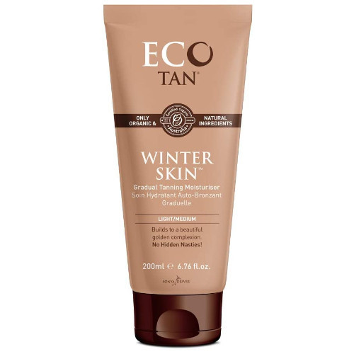 Eco Tan Winter Skin Gradual Tanning Moisturizer 200 ml