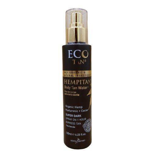 Eco Tan Hempitan Body Tan Water Super Dark