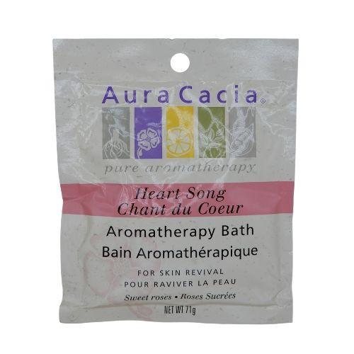 Aura Cacia Aromatherapy Baths Heart Song