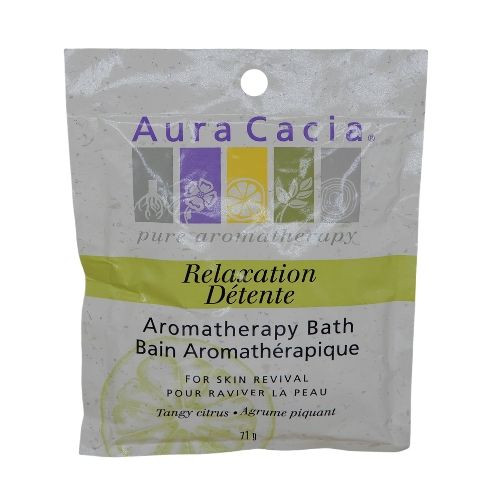 Aura Cacia Aromatherapy Baths Relaxation