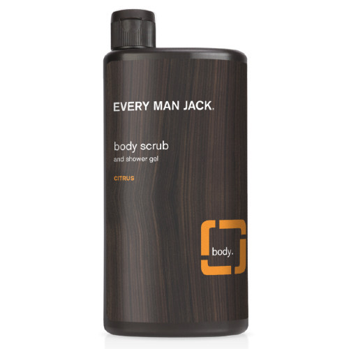 Every Man Jack Body Scrub cleans and scrubs away dry skin to leave you with a soft and smooth complexion.