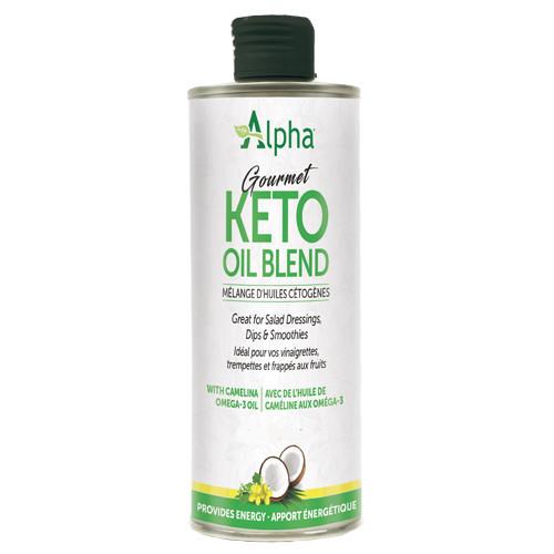 Alpha Gourmet Keto Oil Blend 1 Litre
