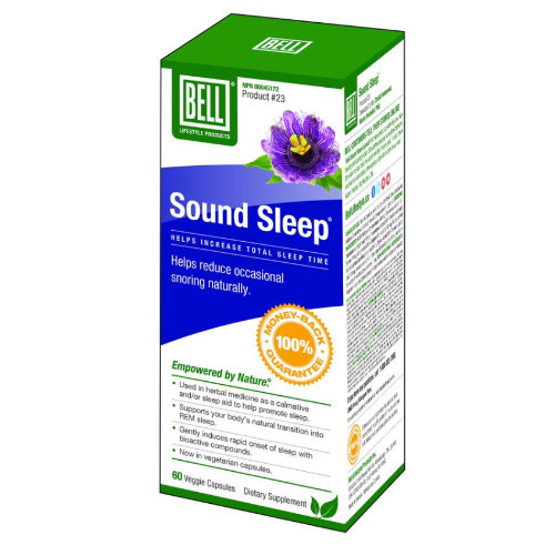 Bell Lifestyles Sound Sleep relieves snoring Canada