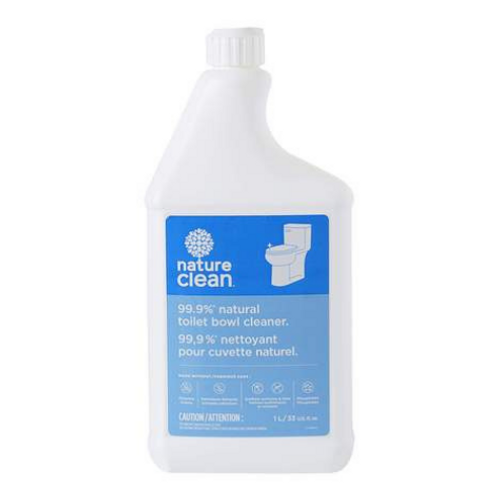 Nature Clean - 99.9% Natural Toilet Bowl Cleaner New Look