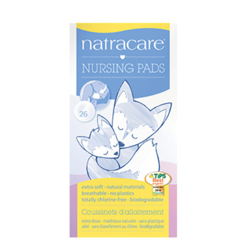 Natracare Nursing Pads are created to absorb natural blood loss after giving birth in a breathable, extra soft design.