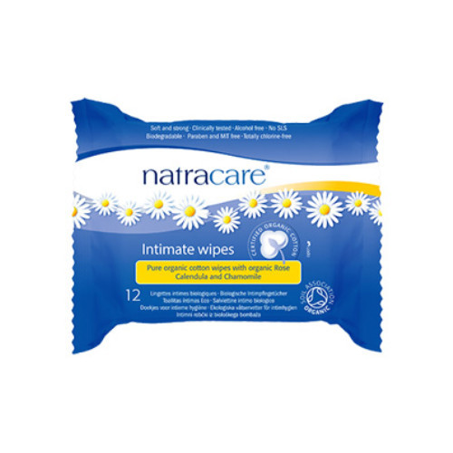 Natracare Intimate Wipes are soft and gentle wipes designed for daily use on delicate skin to leave your skin refreshed and moisturized.