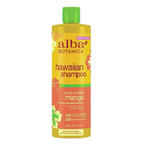 Alba Botanica Natural Hawaiian Shampoo Mango