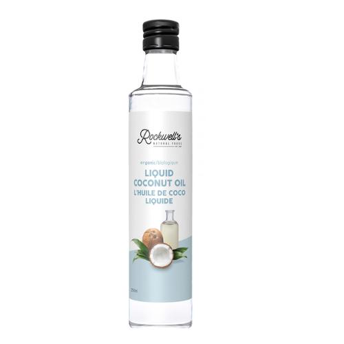 Rockwell's Organic Liquid Coconut Oil