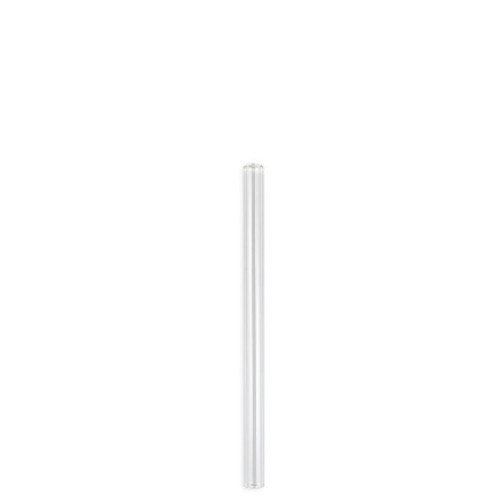 Enviro Glass Straws are reusable, and made from borosilicate glass. 9.5 x 6 Straight Straw