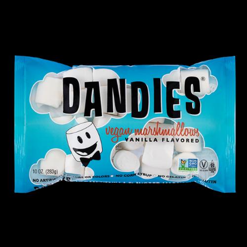 Dandies - Vanilla Flavoured Vegan Marshmallows
