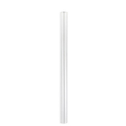 Enviro Glass Straws are reusable, and made from borosilicate glass. 12 x 8 inches Straight Straw