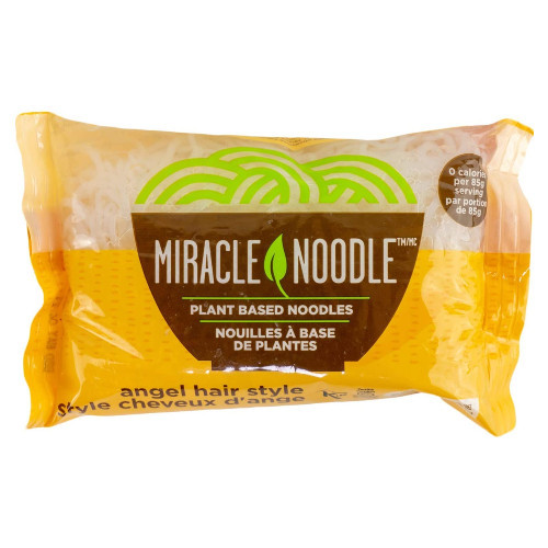 Miracle Noodle Angel Hair Style Pasta