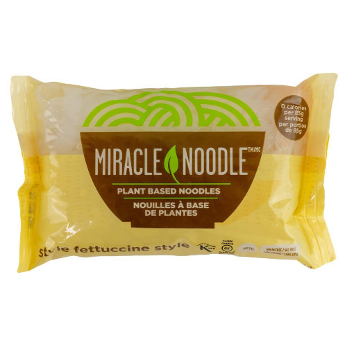 Miracle Noodle Fettuccine Style Pasta