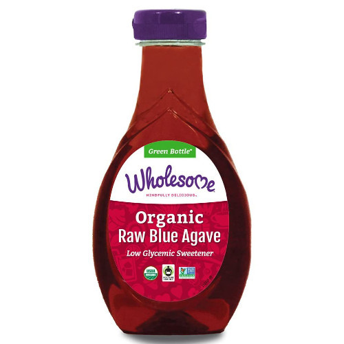 Wholesome Organic Raw Blue Agave Syrup