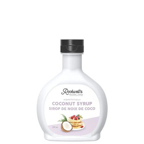 Rockwell's Organi Coconut Syrup 375 ml