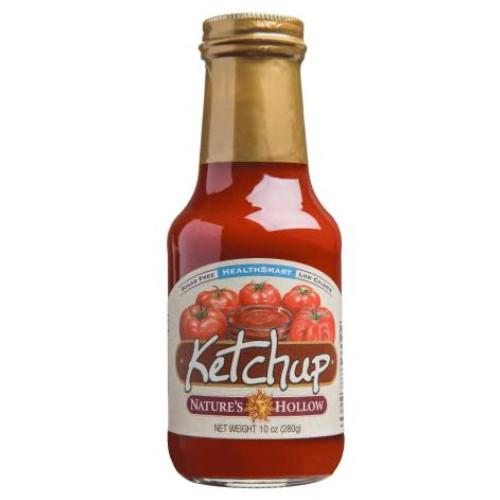 Nature's Hollow HealthSmart Ketchup Sugar Free 355mL