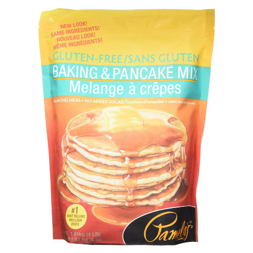 Pamela's Gluten Free Baking & Pancake Mix