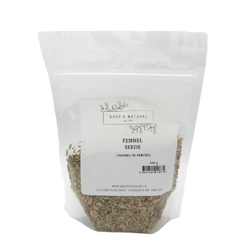 Good n Natural Health Food Store Fennel Seeds
