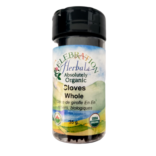 Celebration Herbals Organic Cloves Whole 35 grams