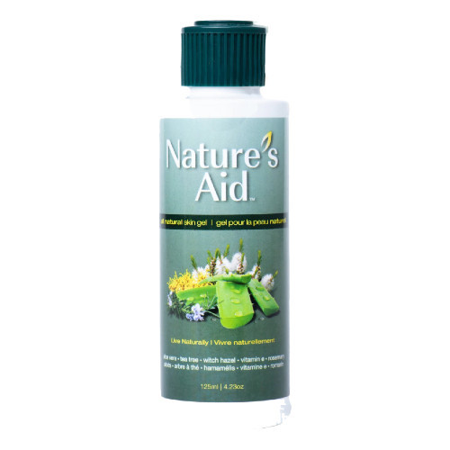 Nature's Aid All Natural Skin Gel 125 ml