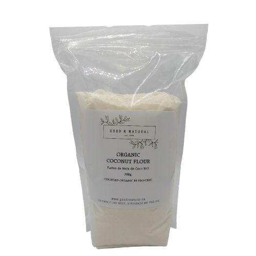 Good n Natural Health Food Store Organic Coconut Flour.