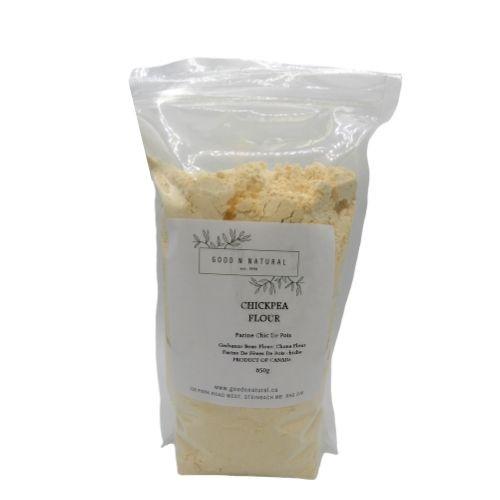 Good n Natural Health Food Store Chickpea Flour.