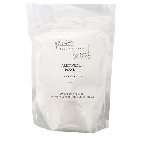 Good n Natural Arrowroot Powder 250 grams