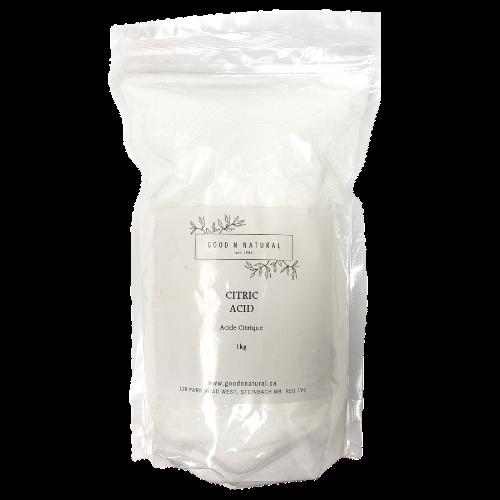 Good n Natural Citric Acid 1 kg